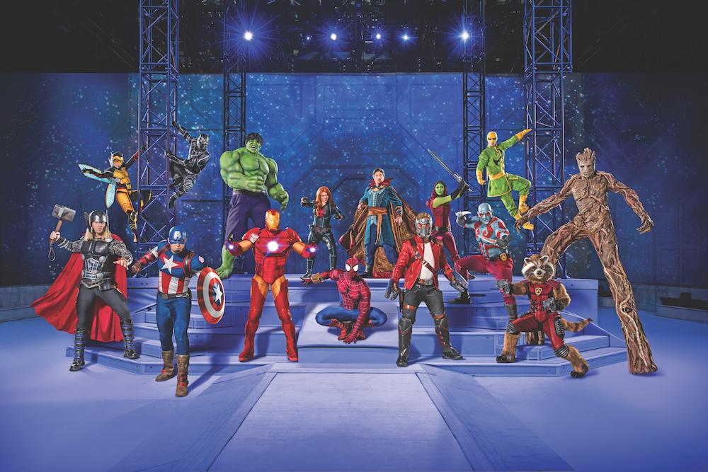 Marvel Universe Live comes to Covelli Centre