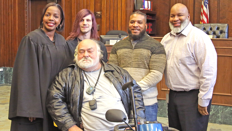 3 graduate from Y'town Muni Veterans Treatment Court