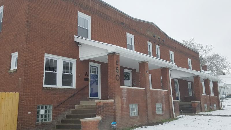 YNDC reveals historic renovation on Glenwood Avenue