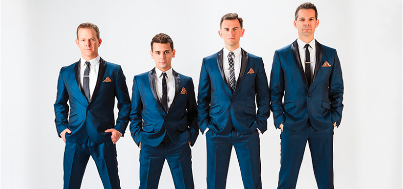 The Midtown Men expand on 'Jersey Boys' roots