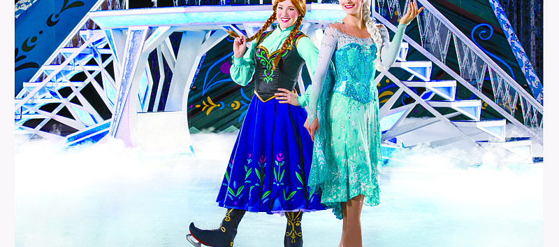 Disney On Ice brings hit production 'Frozen' to Covelli Centre