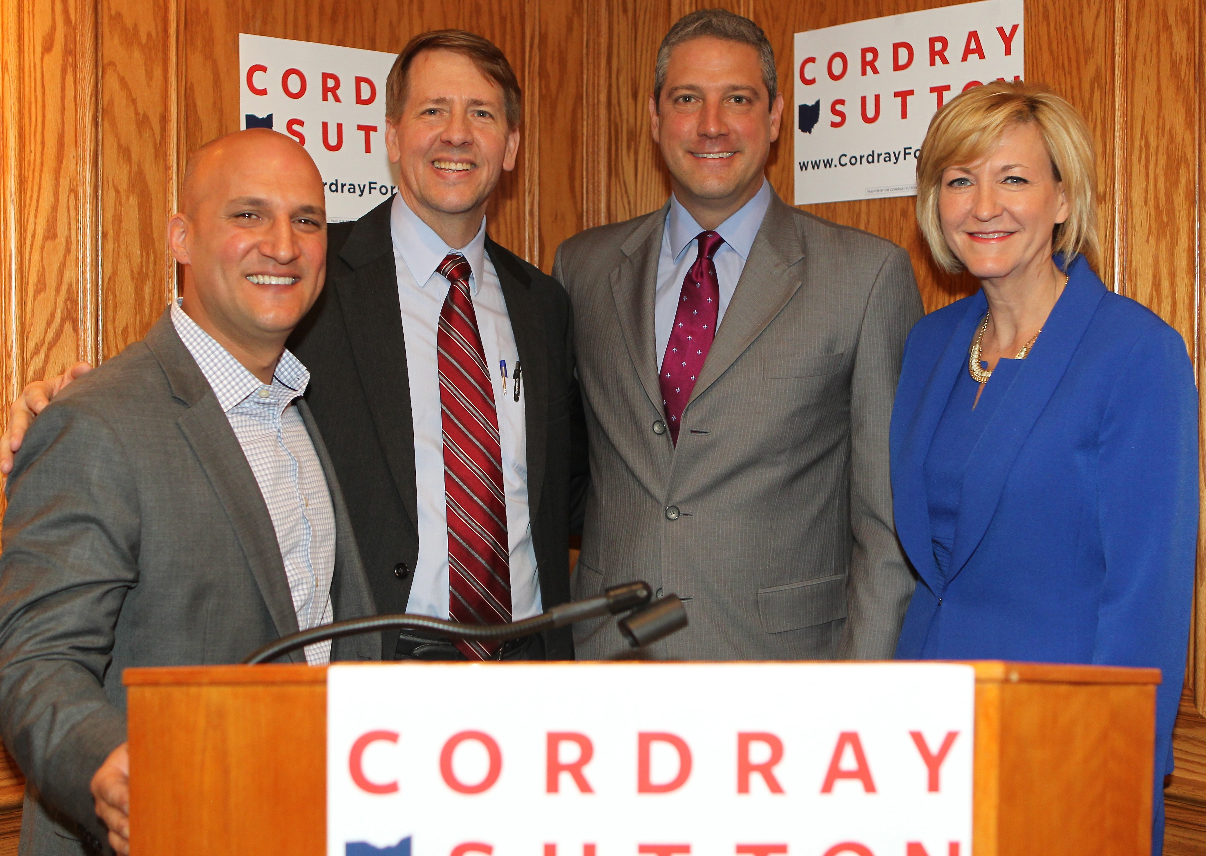 Cordray says he'll fight for the Valley if elected