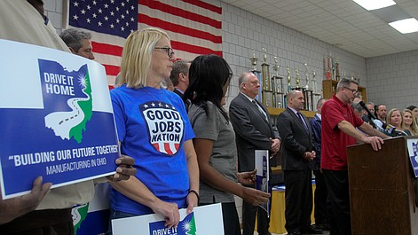 DRIVE IT HOME | Area leaders send message to GM