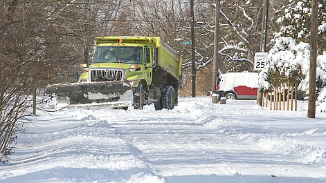 Challenges slowed Youngstown snow removal