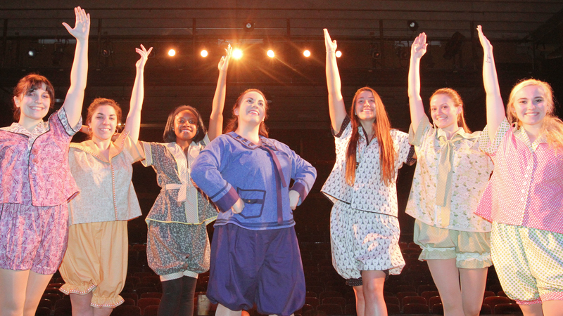 Youngstown Playhouse performs 'Funny Girl'