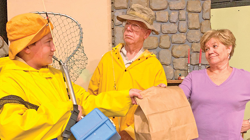 'On Golden Pond' featured at Hopewell Theatre