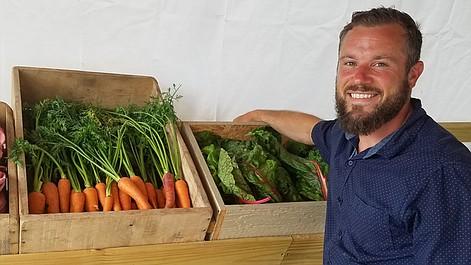 North Side garden, farmer's market grows