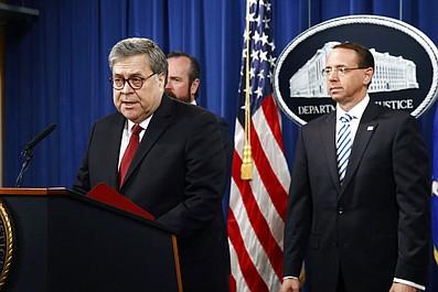 UPDATE | Read Mueller report here