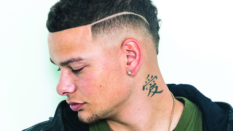 Rising country music star Kane Brown brings his laid-back style to Covelli Centre