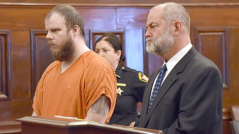 'PURE EVIL' | Man pleads guilty to stabbing 1-year-old to death