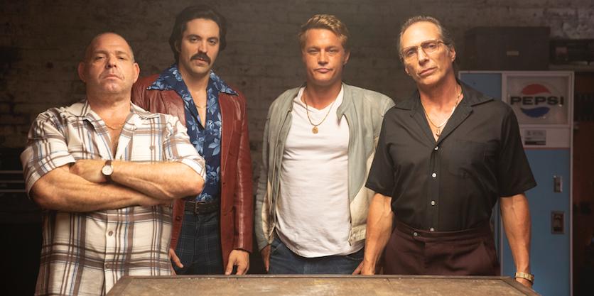 'Finding Steve McQueen' film recounts Valley gang's biggest heist