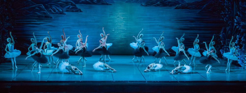 'Swan Lake' Renowned ballet troupe coming to Powers
