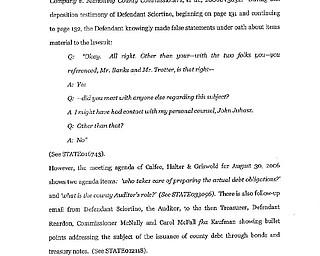 Oakhill - Sciortino Excerpts