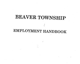 Beaver Twp Employment Handbook