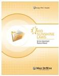 Ohio Sunshine Laws 2014