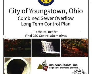 Youngstown Combined Sewer Overflow Plan