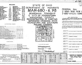 I-680 Original Blueprints