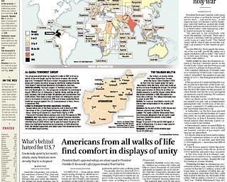 Vindicator Publication - September 16, 2001