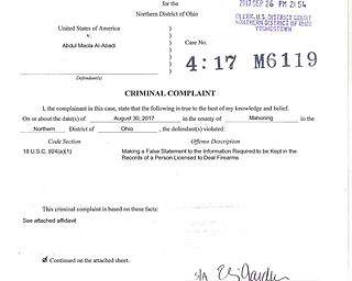Abdul Maola Al-Abadi affidavit