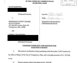 McKinney lawsuit