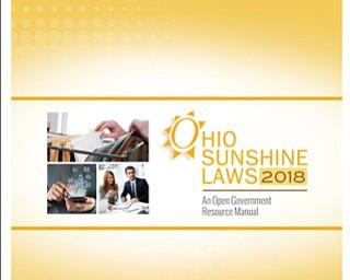 2018 Ohio Sunshine Laws Manual