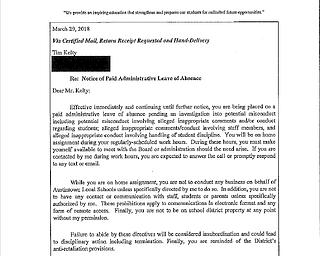 Kelty documents