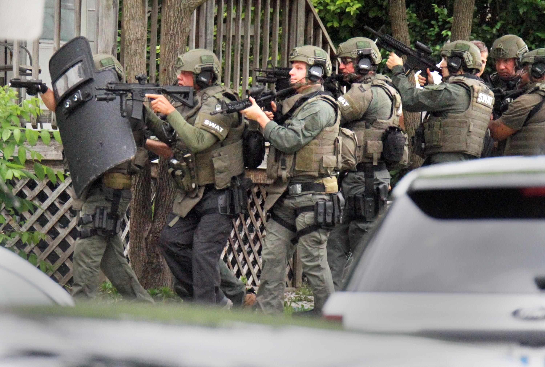 Swat Team Called After Neighbors Fire Shots Vindy