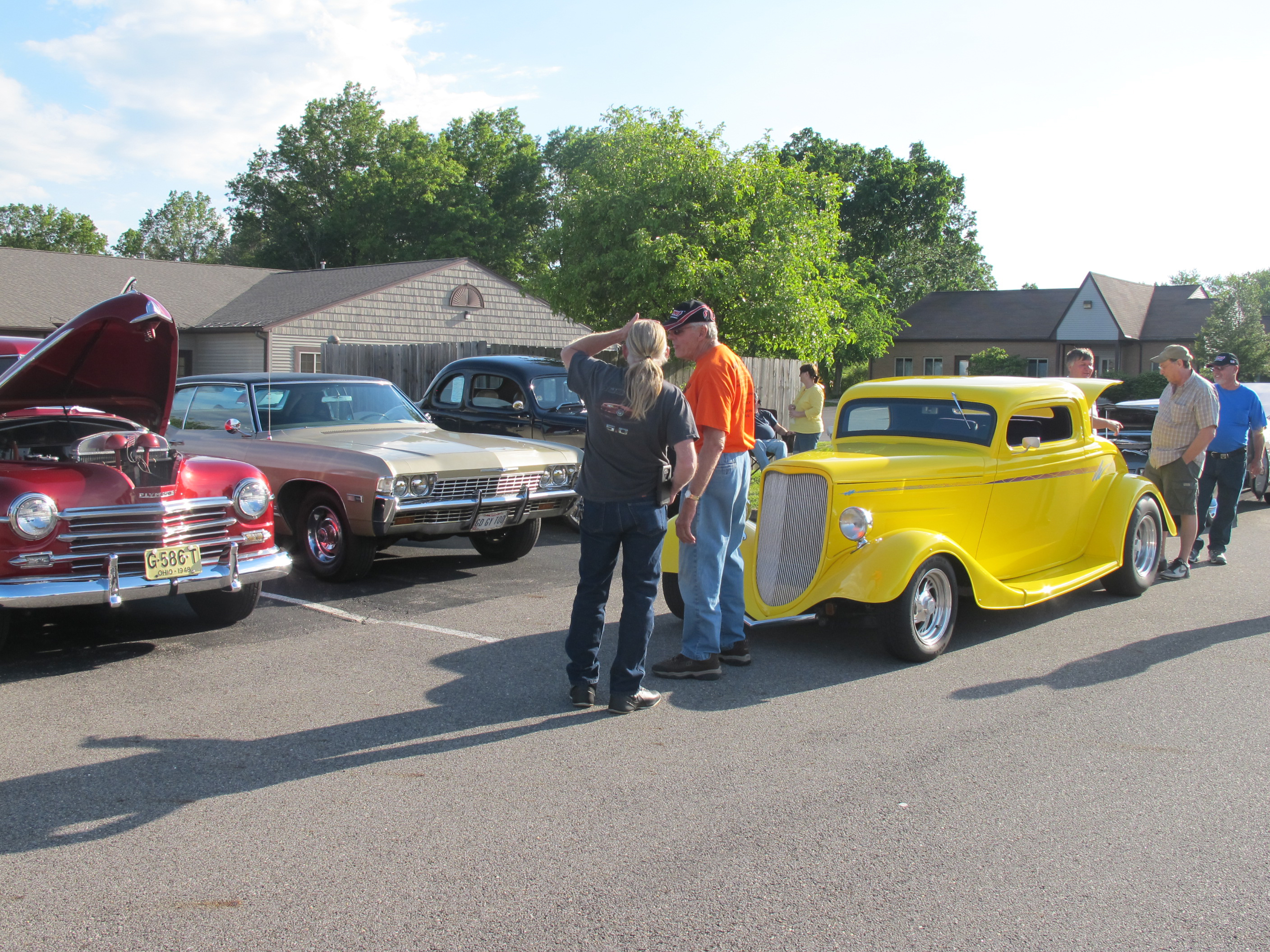 Cruise nights bring interest in cars to community | vindy.com