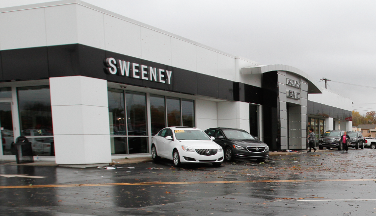 BOARDMAN U2014 Sweeney Chevrolet Buick GMC Announced Today The Reopening Of  Sweeney Buick GMC Sales Operations At The 7997 Market St. Location.