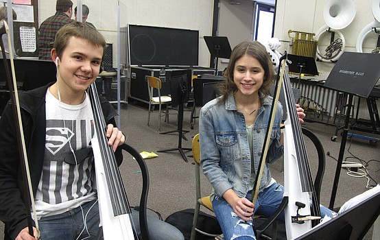 BHS orchestra set to rock with Project Mayhem concert