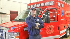Local chapters of The International Association of Fire Fighters are celebrating its centennial anniversary