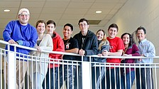 Struthers mock trial team celebrates 2nd appearance at state competition