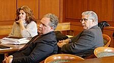 Infante trial set to start; wife takes plea