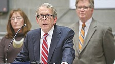 DeWine says he went negative only after his opponent did