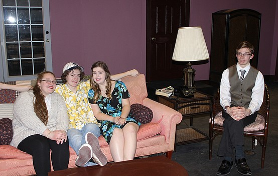 Canfield Players present two plays