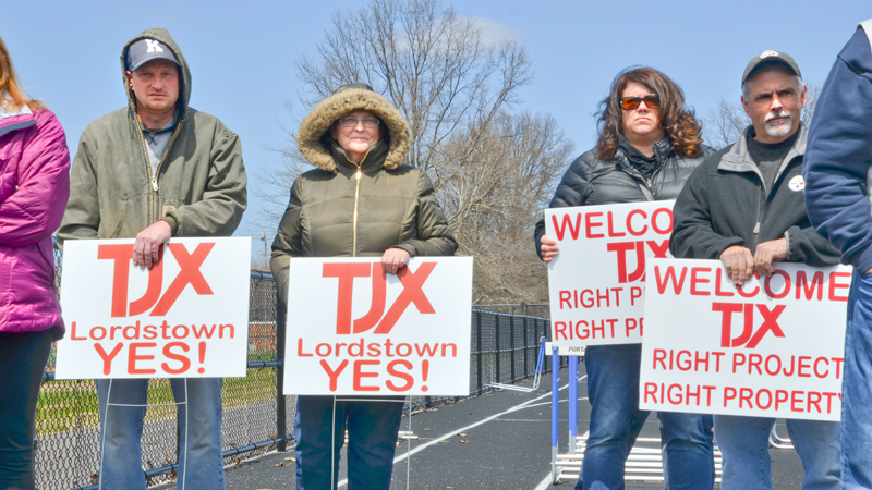 TJX Wants To Call Lordstown Home