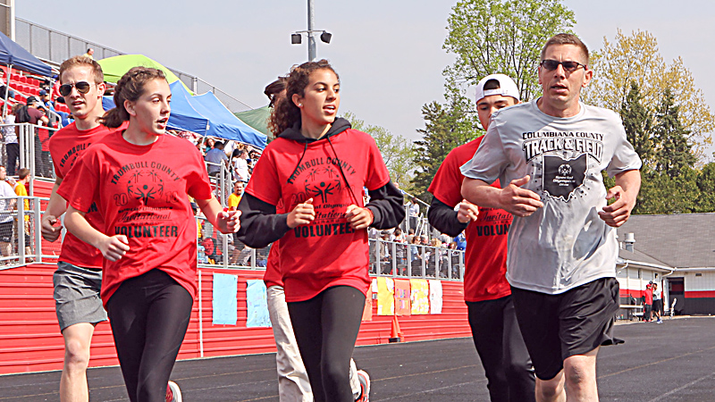 Special Olympics has ninth annual track meet in Girard vindycom