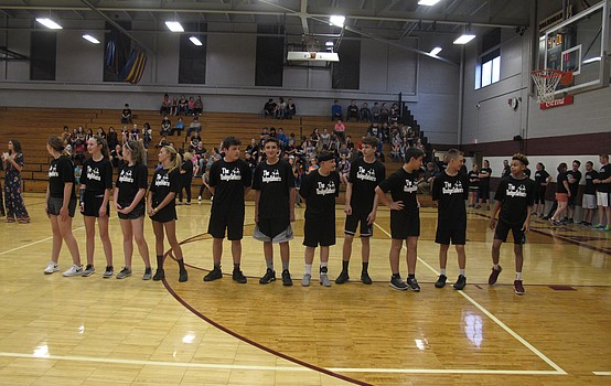 Dodgeball tournament raises funds for Relay