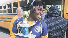 East High rugby team brings home title