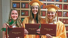 'One of a kind class' graduates at S. Range