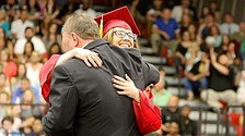 Fitch grads overcome losses, other obstacles