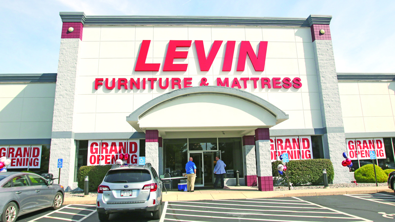 Levin Furniture Achieves Long Held Goal Of Tapping Into Mahoning