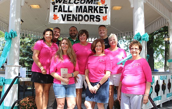 JWL of Canfield hosts 49th annual Fall Market