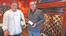 Station Square Ristorante earns prestigious wine award