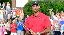 Woods wins Tour Championship