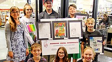 Rulli Bros. displays art by Boardman students
