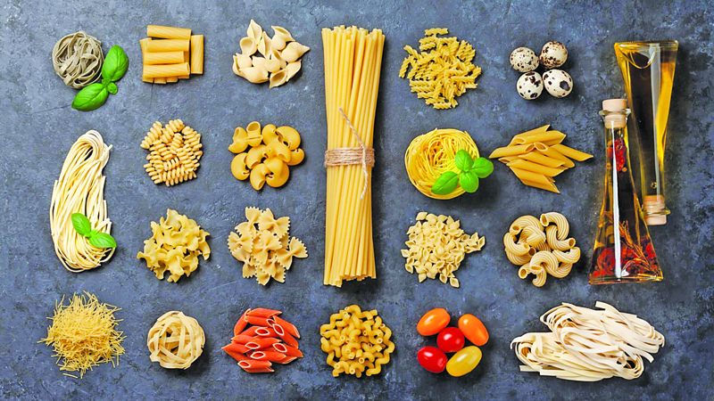 Pastatively wonderful - October is National Pasta Month
