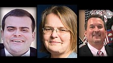Congressional candidates explain their differences