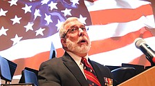 Fitch students hear from veteran