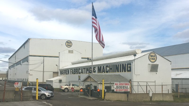 Feds raid Warren Fabricating HQ in Hubbard | vindy com